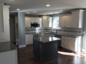 10203 Kitchen with island